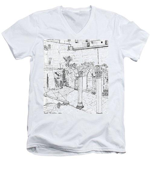 Cardo Men's V-Neck T-Shirt