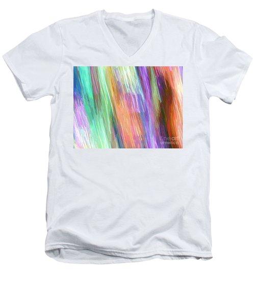 Celeritas 19 Men's V-Neck T-Shirt
