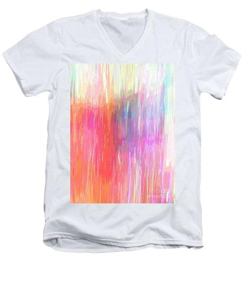 Celeritas 21 Men's V-Neck T-Shirt