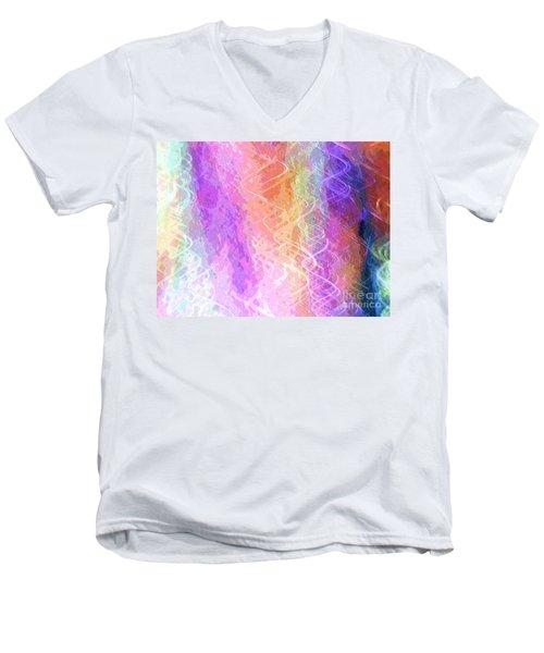 Celeritas 47 Men's V-Neck T-Shirt