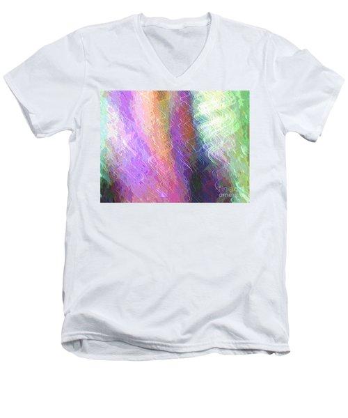 Celeritas 61 Men's V-Neck T-Shirt