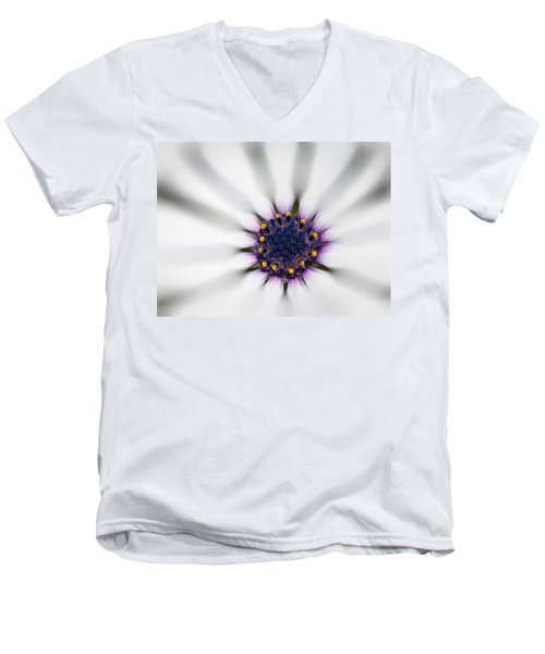 Center Of Life Men's V-Neck T-Shirt
