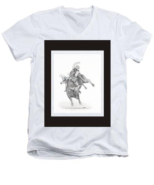 Chris Shivers  Men's V-Neck T-Shirt