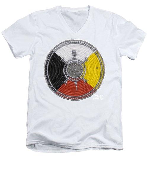 Coloplast Men's V-Neck T-Shirt