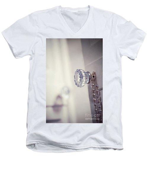Come Early Morning Men's V-Neck T-Shirt