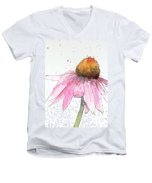Coneflower 1 Men's V-Neck T-Shirt
