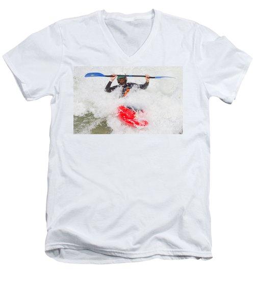 Cool Runnings Men's V-Neck T-Shirt