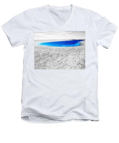 Coorong Sandy Bay Men's V-Neck T-Shirt