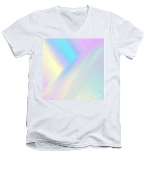 Cosmic Light Men's V-Neck T-Shirt