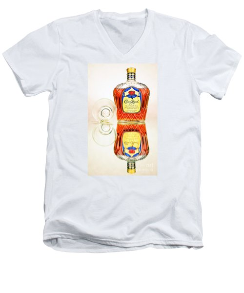Crown Royal 3 Men's V-Neck T-Shirt