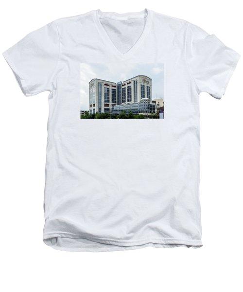 Dallas Children's Medical Center Hospital Men's V-Neck T-Shirt