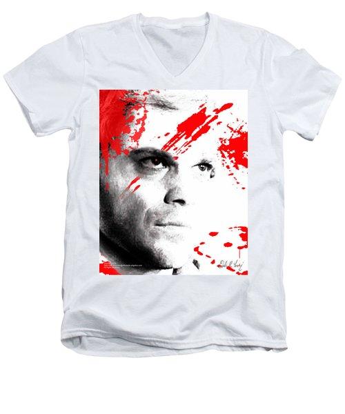 Dexter Dreaming Men's V-Neck T-Shirt