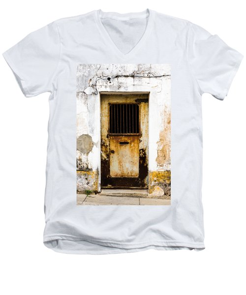 Door No 48 Men's V-Neck T-Shirt