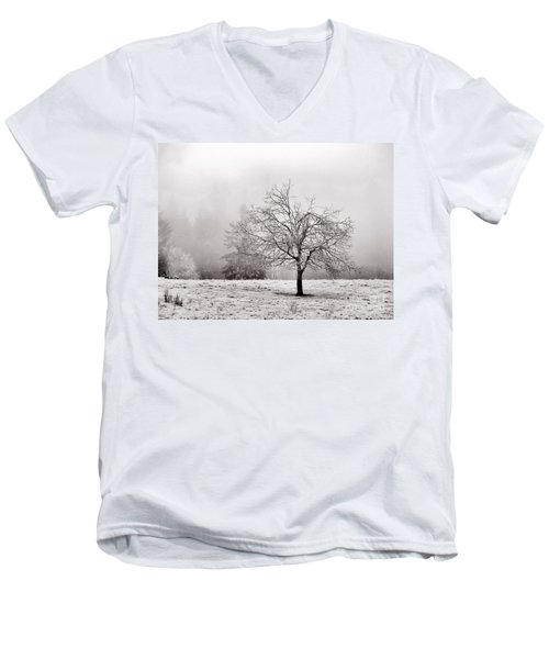 Dreaming Of Life To Come Men's V-Neck T-Shirt