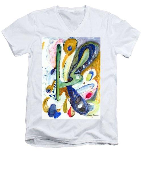 Dreams Men's V-Neck T-Shirt