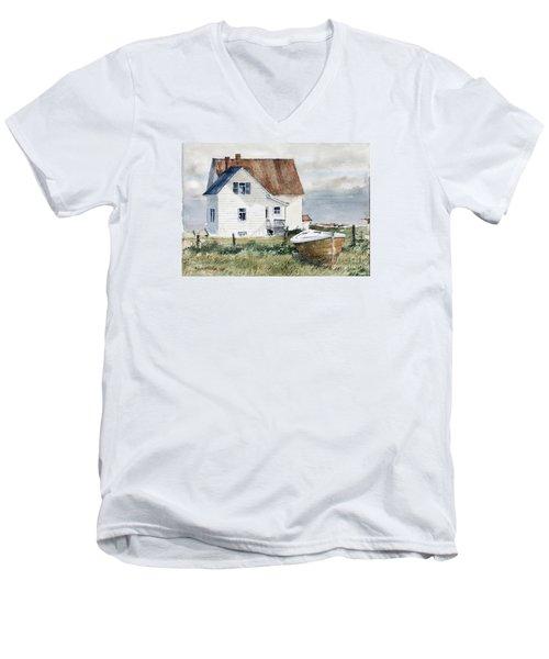 Morning Sunlight Men's V-Neck T-Shirt