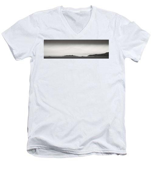 Dusk Over Dalkey Men's V-Neck T-Shirt