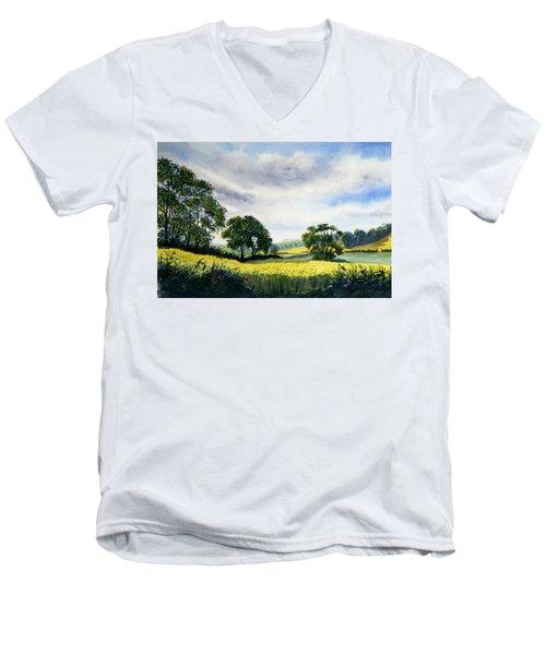Eastfields From Woldgate Men's V-Neck T-Shirt