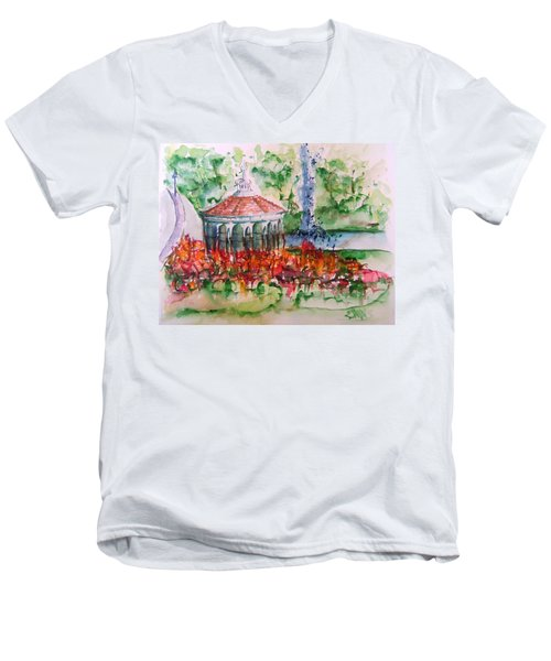 Eden Park Men's V-Neck T-Shirt