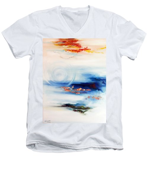 Elemental Men's V-Neck T-Shirt