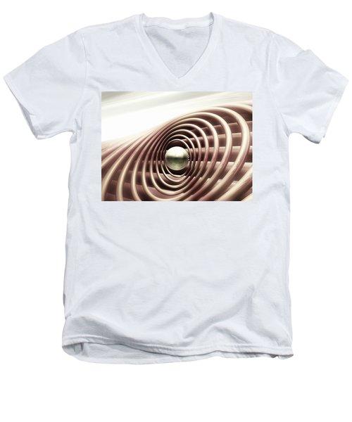 Emanate Men's V-Neck T-Shirt