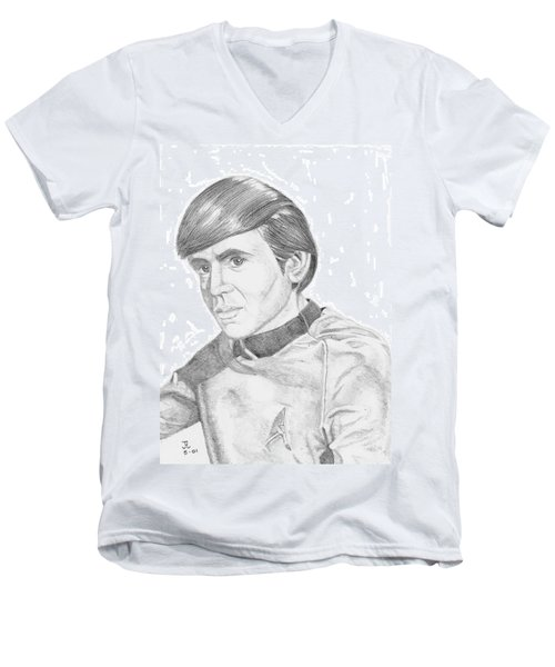 Ensign Pavel Chekov Men's V-Neck T-Shirt