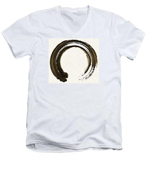 Enso Men's V-Neck T-Shirt