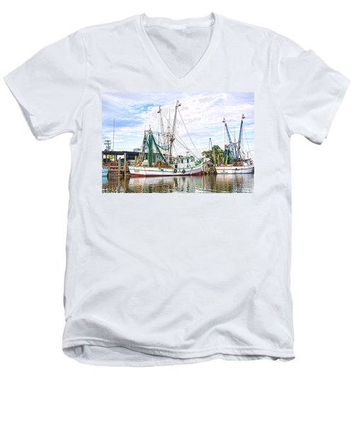 Evening Tide Men's V-Neck T-Shirt