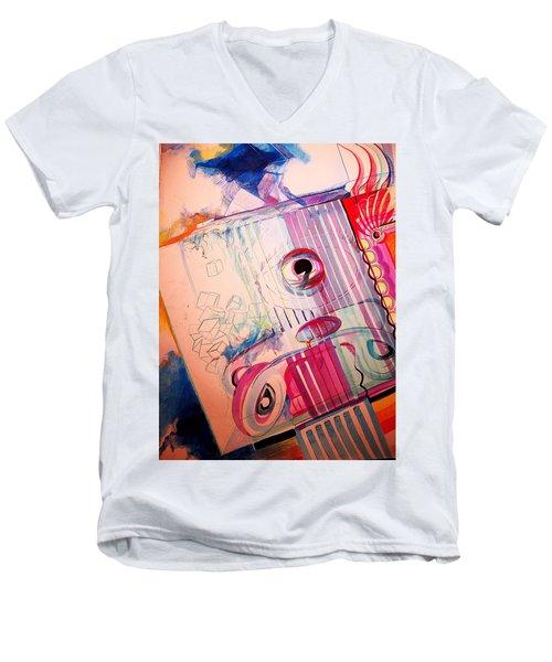 Eye On Art Men's V-Neck T-Shirt