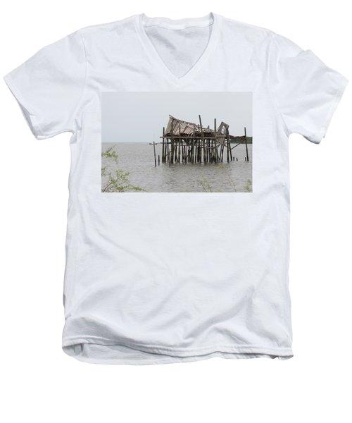 Fallen Deckhouse Men's V-Neck T-Shirt