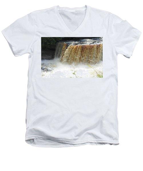 Falls Men's V-Neck T-Shirt