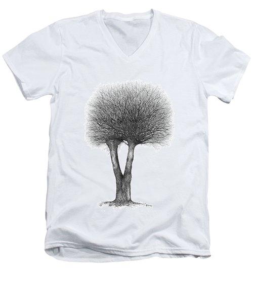 February '12 Men's V-Neck T-Shirt