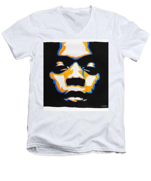 Fela. The First Black President. Men's V-Neck T-Shirt