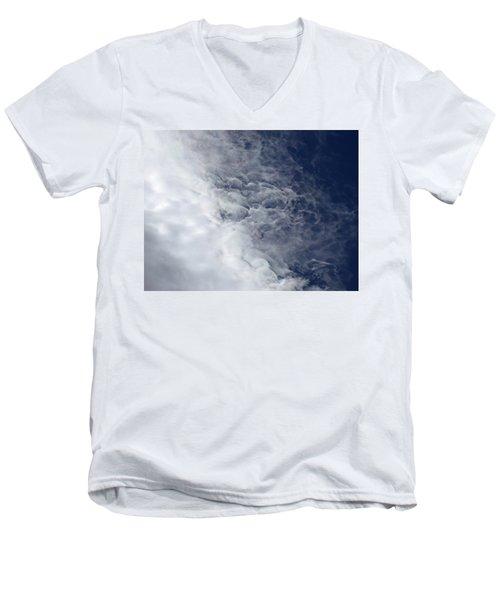 Fire Cloud Men's V-Neck T-Shirt