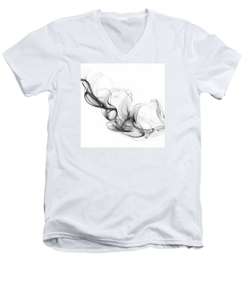 Fluidity No. 2 Men's V-Neck T-Shirt