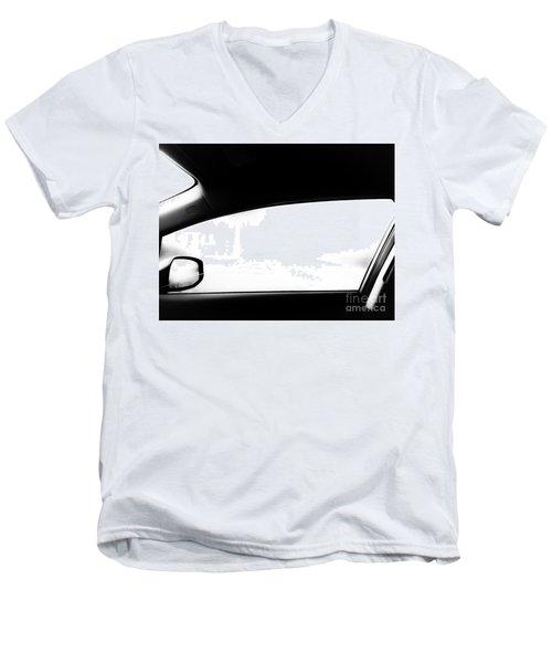 Foggy Window Men's V-Neck T-Shirt