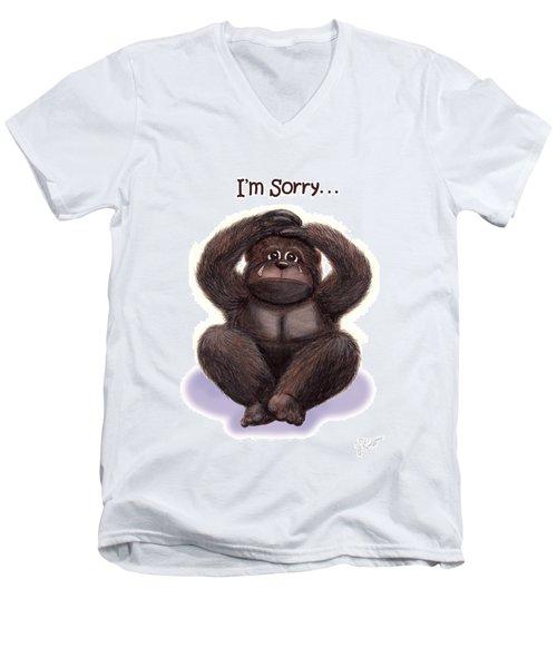 Forgive Me Men's V-Neck T-Shirt