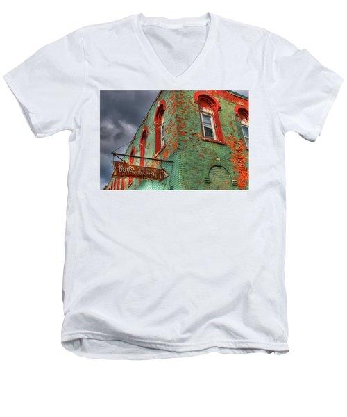 Free Parking Men's V-Neck T-Shirt