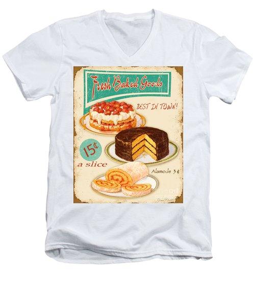 Fresh Baked Good Men's V-Neck T-Shirt