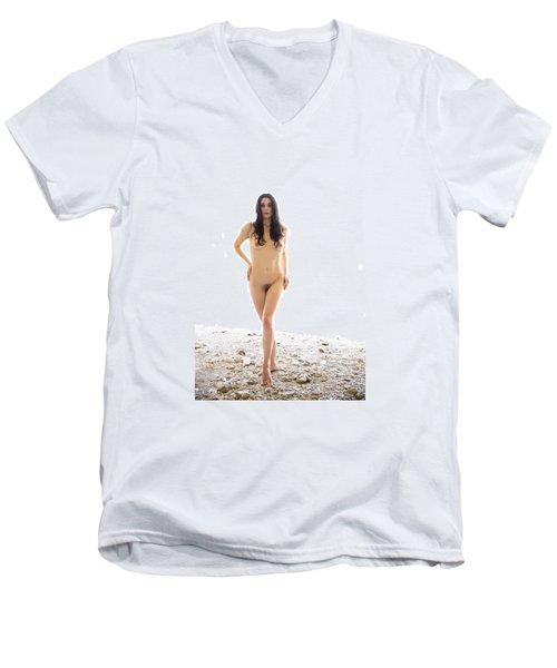 From The Beyond Men's V-Neck T-Shirt