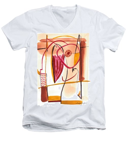From Within 1 Men's V-Neck T-Shirt