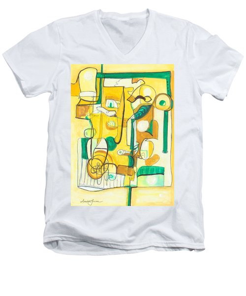From Within 10 Men's V-Neck T-Shirt