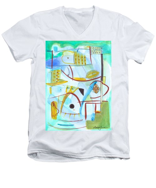 From Within 2 Men's V-Neck T-Shirt
