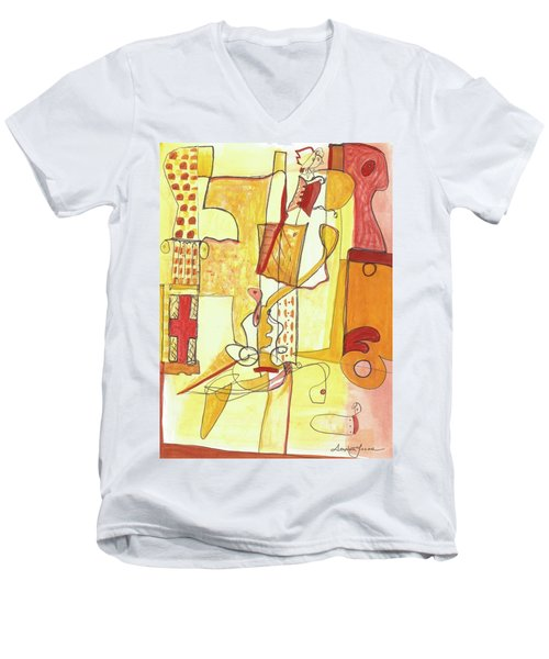From Within 3 Men's V-Neck T-Shirt