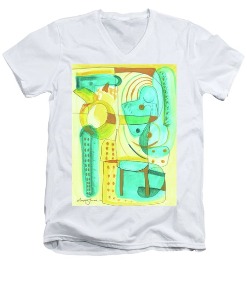 From Within 4 Men's V-Neck T-Shirt