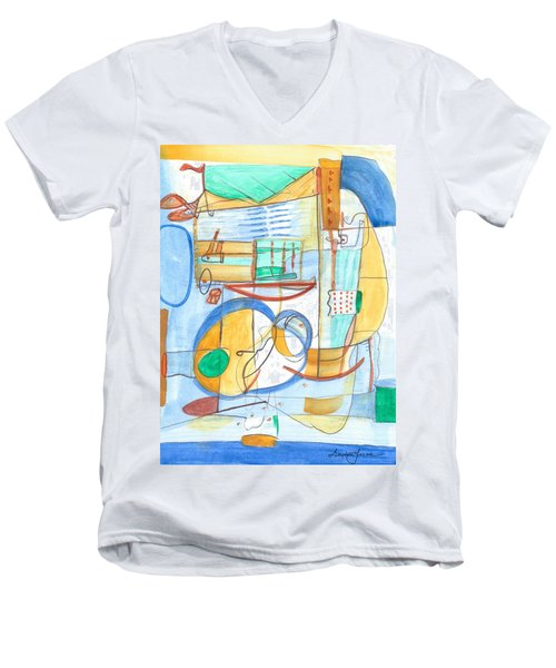 From Within 6 Men's V-Neck T-Shirt