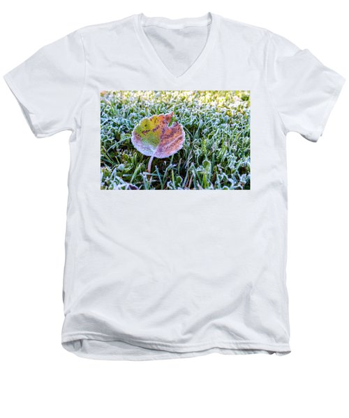 Frostbite Men's V-Neck T-Shirt