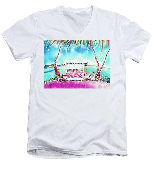 Fruit Stand Men's V-Neck T-Shirt