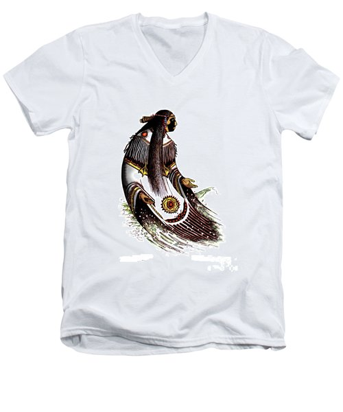 Glooscap Men's V-Neck T-Shirt
