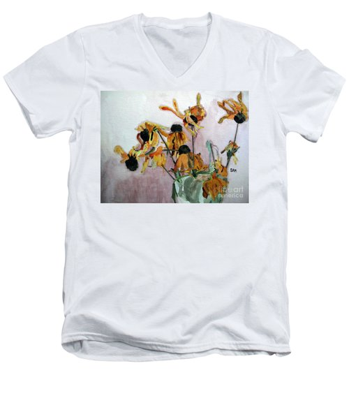 Going To Seed Men's V-Neck T-Shirt
